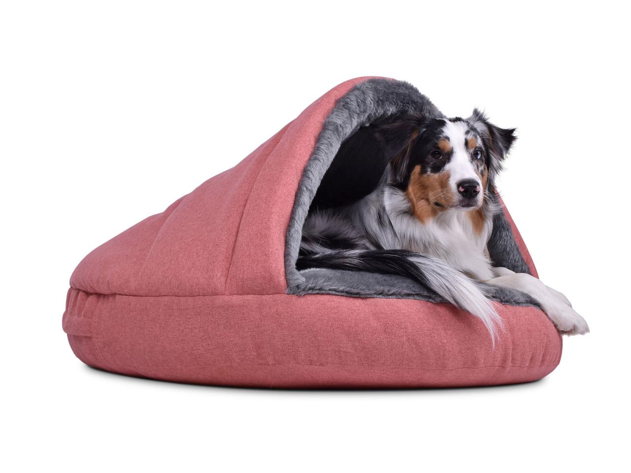 Hundehöhle Shell Fake Fur