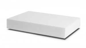 PUR 20/35 Weiß, weich (Steppschaum, Rückenkissen, Kissenfüllung)