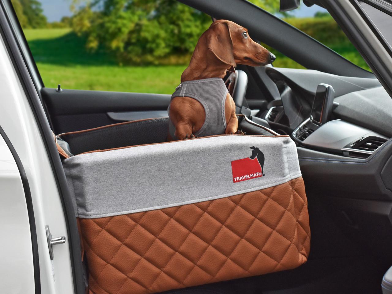 Autohundebett Travelmat® ONE Vordersitz (Standardmaß)