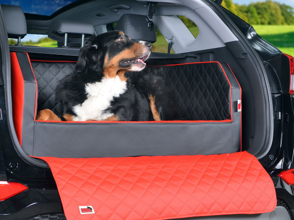 Autohundebett Travelmat® duo Plus (Standardmaß)
