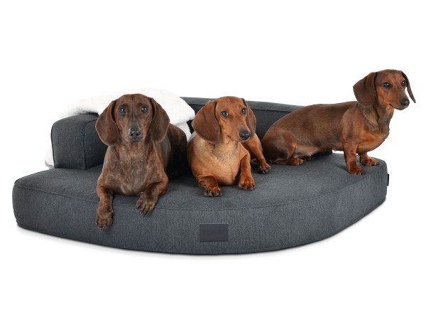 Hundebett Esquina Select+ Luxuryline